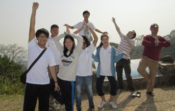 international school students Chiang Mai Thailand