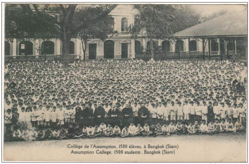 Catholic college in Thailand Assumption