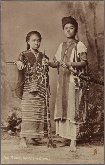 Hill tribes, Northern Siam
